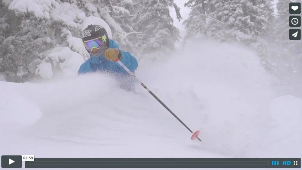 TJ David - Powder in Aspen