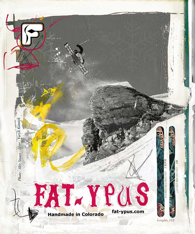 2016 Fat-ypus Backcountry Ad